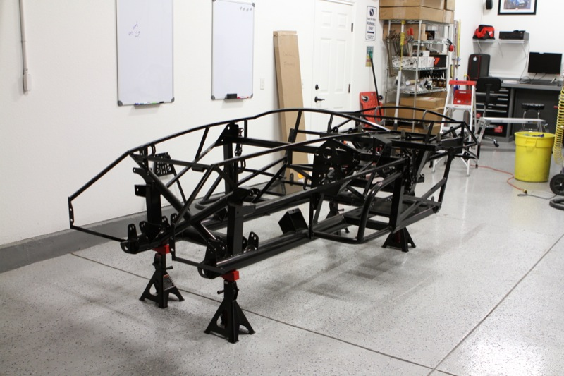 Body & Chassis | Randy's Factory 5 Roadster Build Site