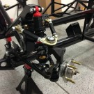 Front Suspension, Diff, Pedal Box